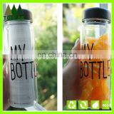 My Bottle Health Material Tritan Plastic Water Bottles Fruit Juice Sport Cup Today's Special