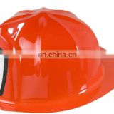 High quality fireman hat hot sale plastic toy fireman helmet for children CH2071