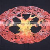 100% cotton mandala printed design mandala tapestry