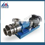 Multi-fuction fluorine plastic gasoline /fuel transfer pump