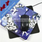 China manufacture mouse pad / custom gaming mouse pad