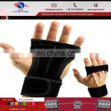 ProFitness Neoprene Workout Gloves with Silicone Non Slip Grip Wrist Strap Support CrossFit Gloves