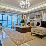 Beige color living room large size luxury quality carpet (CR09)