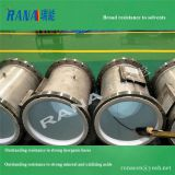 Multi-purpose Durable Carbon Steel lined coating ptfe column Chemical tank F4 lined  anticorrosive equipment