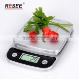 LCD display Electric Kitchen Scale Sensitive