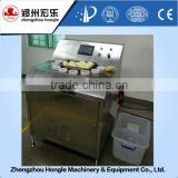 Sweet high technology apple peeling core removing slicing machine with cheap price