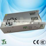World-wide Renown Single Output 360w 30A 12V SMPS Led Driver Switching Mode AC DC Regulated Power Supply