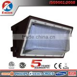 car park lighting 110V 120V DLC ETL CE RoHS 60w 150w 120w 80w led wall pack light