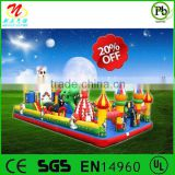 20% off new arrival intellectual game inflatable fun city games for kids                                                                         Quality Choice