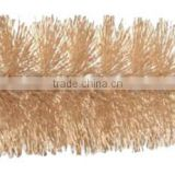 Gun cleaning bronze wire bore metal hair brush wholesale