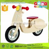 2015 Top Quality and Popular Outdoor Sports Toy Wood Scooter for Baby