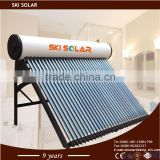 solar systems: Integrated & Pressurized solar water heater with Porcelain Enamel inner tank