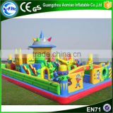portable playground equipment inflatable amusement park games factory