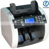 FB-800 Modern Mixed Value Discriminator with UV MT IR Detection Multi-currency Counter with Printer Banknote Bill