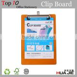 A4 A5 B5 clipboard writing pad file folder clip board for office and school