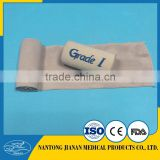 medical bandage/elastic bandage/medical bandage (latex free) factory/skin clor ellastic bandage