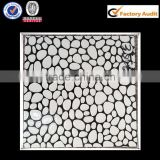 cobblestone looking polished crystal floor tile 30x30