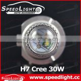 TOP selling high power H1 H3 H4 H7 H8 led auto light