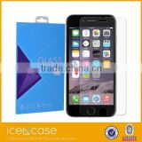 For Touch Cell Phone Color Screen for Iphone 6S Tempered Glass, For Crystal Transparent 6 Glass Screen Protector