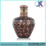 Best sale mosaic glass perfume lamp , fragrance lamp , compatible for Lampe Berger fragrance                                                                         Quality Choice