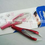Finest quality tweezer&Shape eyebrow tweezer&Beauty tool tweezer