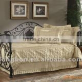 Top-selling modern indoor wrought iron sofa bed                                                                         Quality Choice