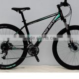 2015 new design OEM full suspension electric mountain bike.