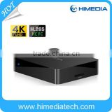 Himedia New Arrival Q1 Android TV BOX Quad Core Kodi 15.2 Fully Loaded Live Streaming TV Box