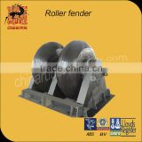 Hot-sold and high-quality Roller Fender for Dry Wharf