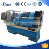 CK6140A automatic 8 electric turret tools cnc lathe price                                                                                                         Supplier's Choice