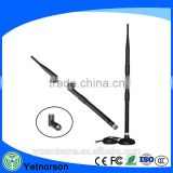high quality 10dbi digital dvb-t antenna indoor ISDB HDTV ATSC tv antenna with IEC /F connector