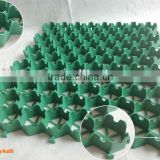 Turf Pave interlocking interlock plastic driveway paver moulds turf grid plastic grass paver