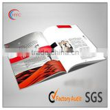 wholesale custom printed paper catalogue manufacturer
