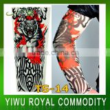 New Design Fake Elastic Protective Arm Tattoo Sleeve
