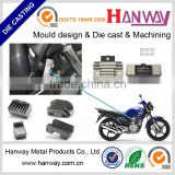 China die casting manufacturer OEM service aluminum die casting heat sink motorcycle ignition system                                                                         Quality Choice
