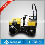 CONSMAC manual mini vibratory road roller compactor                                                                         Quality Choice