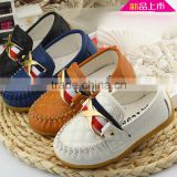 D6 Top Quality Fashion Bow tie baby toddler shoes soft bottom antiskid keep casual baby boys first walkers shoes