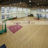 Plastic Type and PVC Material Sports Used Wood Basketball Floors for Sale                                                                         Quality Choice
