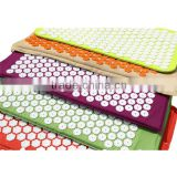 Acupressure Mat&Pillow For Effective Neck and Back Pain Relief
