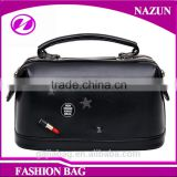 Made In China Fashion Shoulder Bag Black shopping bag Lady Sling bag
