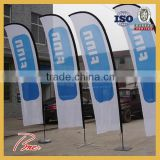 Promotional Advertising Flying Wind Blade Flag Banner