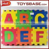 Children alphabet eva foam sticker letter