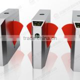 Quality Assured Ticket Barcode Scanning Turnstile Barrier Gate for Airport/Railway Ticket Checking