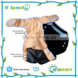 Adjustable & Washable Female Pet Diaper for Medium to Large Girl Dog Sanitary Pantie