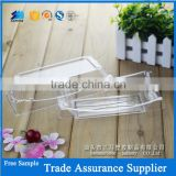 SM1-6120Clear Japanese style sushi food packaging box