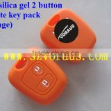Citr silica gel 2 button remote key pack (orange)