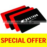 Premium Quality RFID Card from 8-Year Gold Supplier with Genuine NXP MIFARE Classic EV1 1K *