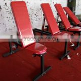 Fitness equipment Olympic weight bench/commercial adjustabel bench