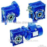 hydraulic automotive lifting equipment Worm Reducer with hollow shaft . 4 post car hoist Worm Reducer with hollow shaft