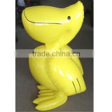 inflatable animal toy ,inflatable duck ,air animal toy